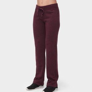 New Ugg penny burgundy sweatpants size large NWT